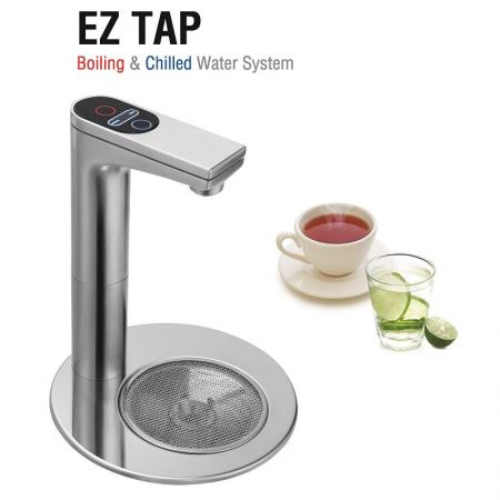Stainless Steel EZ TAP Boiling Water Faucet - SUS EZ boiling water Faucet.