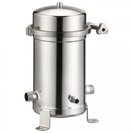 Big Blue Stainless Steel Filter Housing