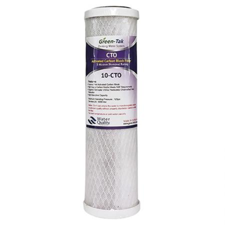 CTO RO Water Filters - Universal CTO Carbon Filter.