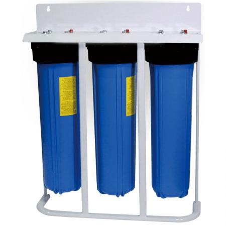20 inches Big Blue Water Filtration System - Whole House Jumbo Filters.