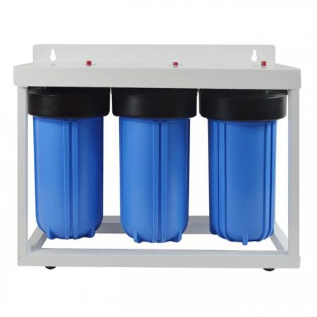 10 inches Big Blue Water Filtration System - Whole House Water Filters.