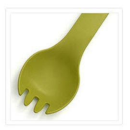 Spork PLA - Spork biodegradable