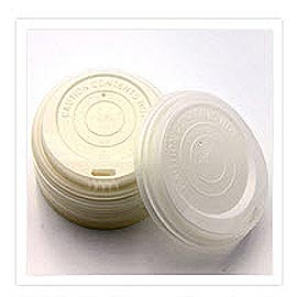 Tapa de la taza de café PLA - Tapa de café biodegradable