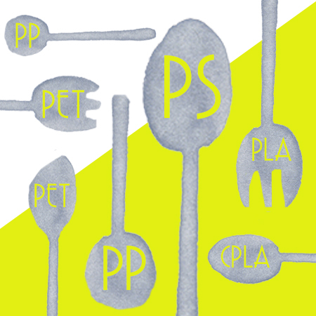 Features of Plastic Utensil - About the PS, PP, PET material introduction, and so on.