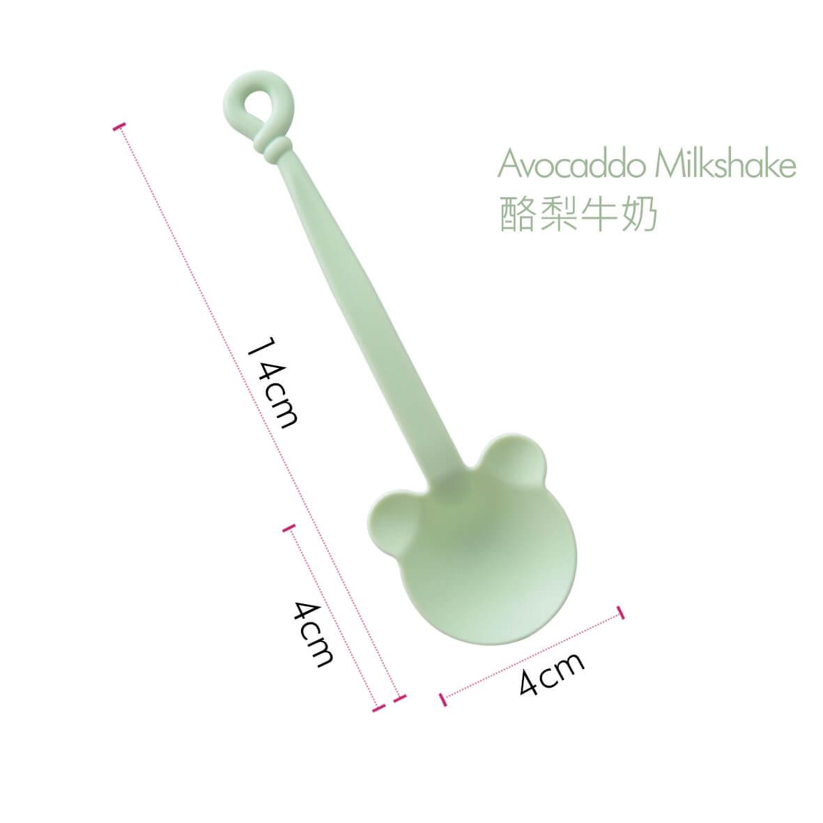 Avocaddop Milkshake-BearSpoon