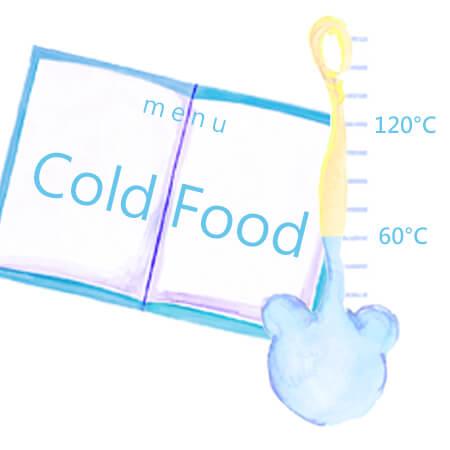 Not Heat-resistant Flatware(-10°C~+60°C)