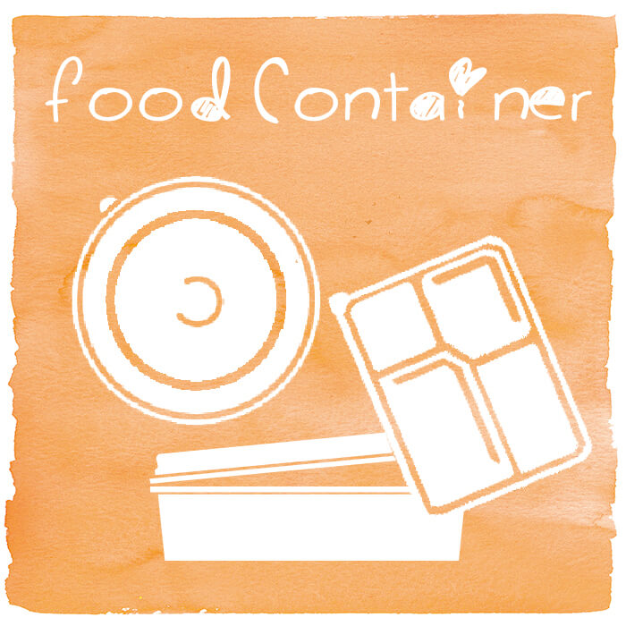 Recipientes de plástico para alimentos - Recipientes de plástico para alimentos