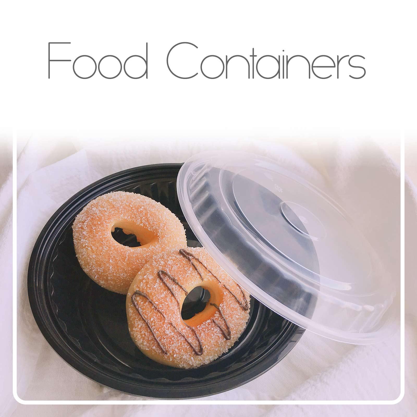 प्लास्टिक खाद्य कंटेनर - प्लास्टिक खाद्य कंटेनर