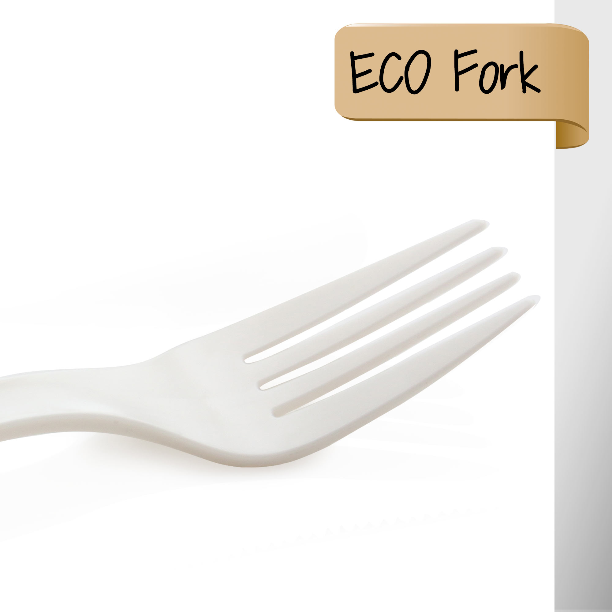 CPLA Fork - Biodegradable Fork