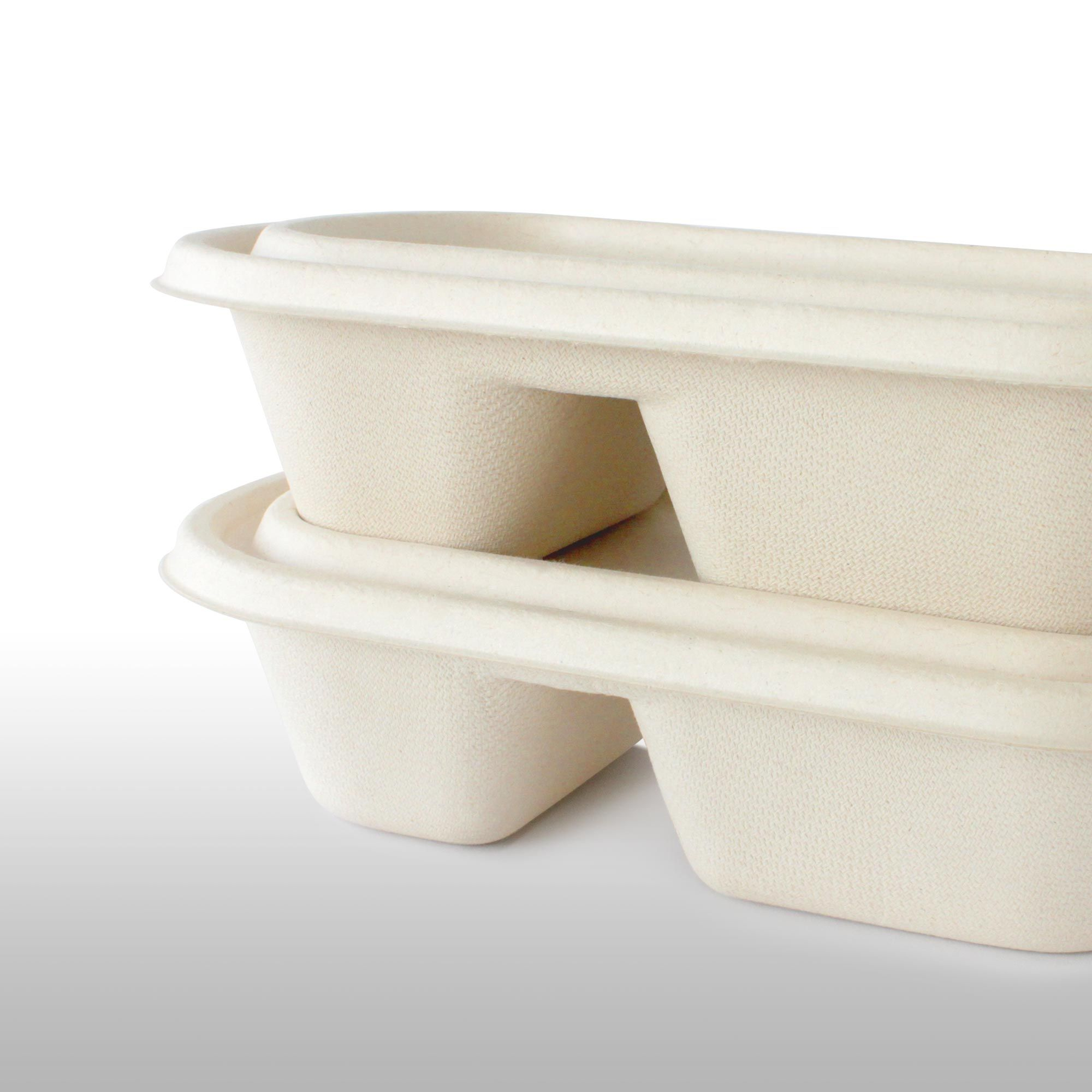 Sugarcane Container - Bagasse Food Container