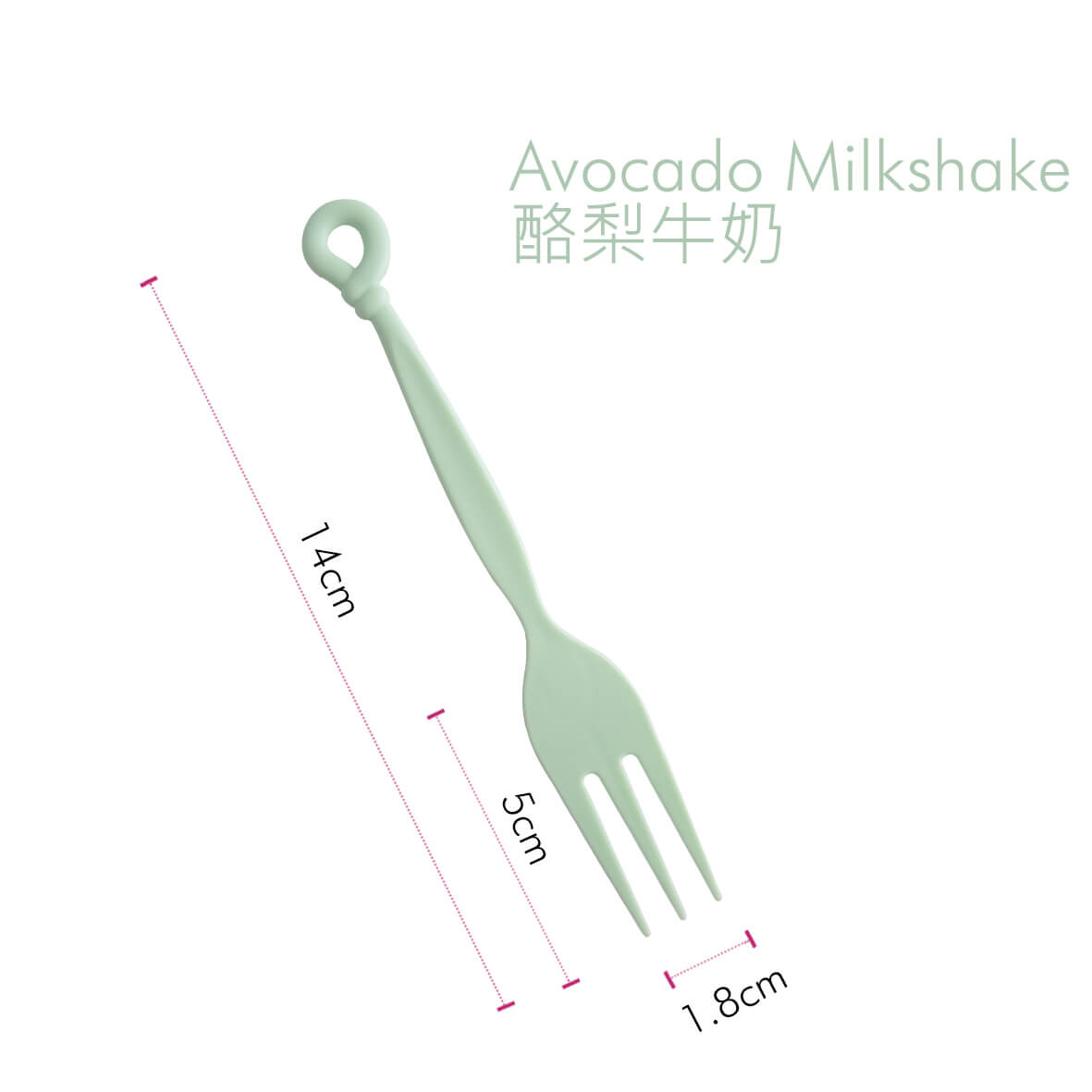 Avocado Milkshake-TwistFork