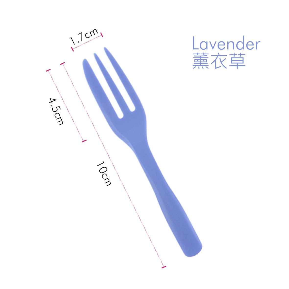 Lavender-French-Dessert-Cake-Fork