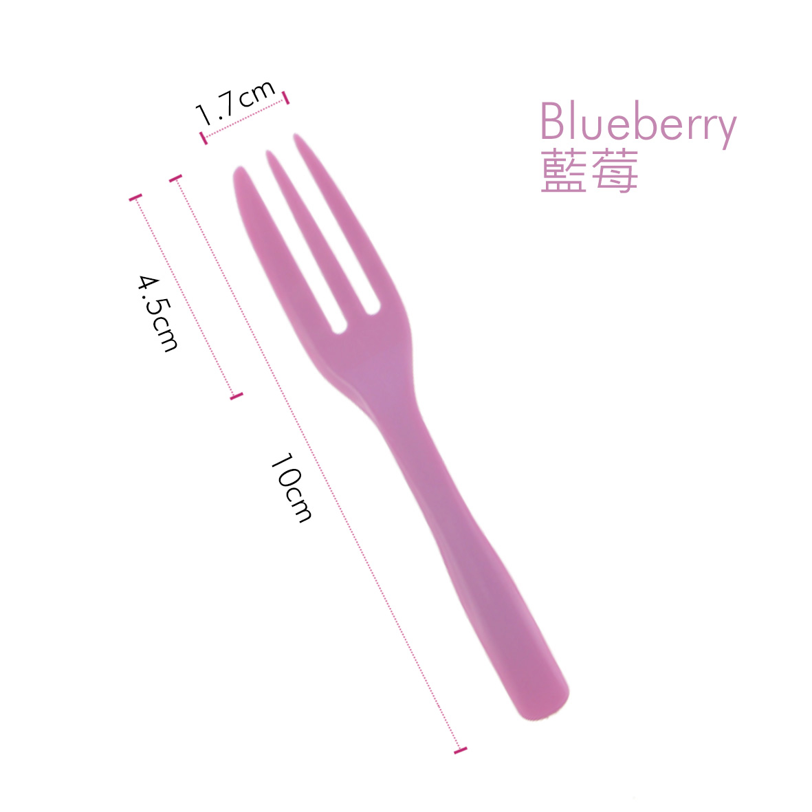 Blueberry-French-Dessert-Cake-Fork