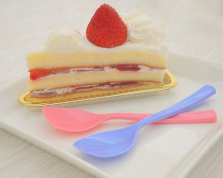 11.5cm Leaf Spoon For Cake