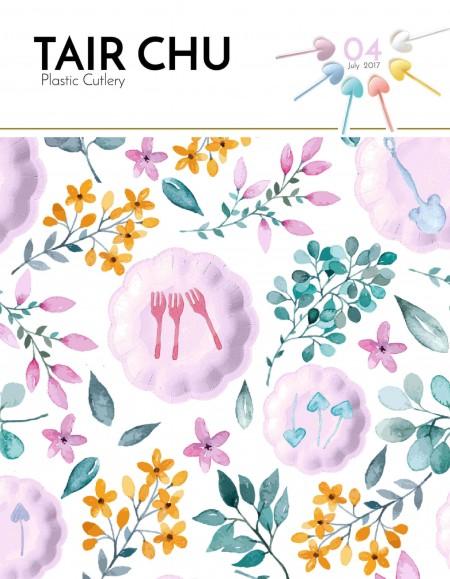 TAIR CHU Cutlery Party Catalog