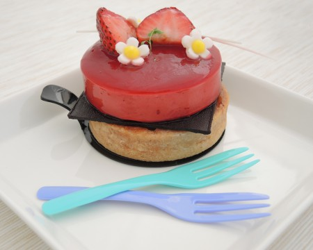 Cake Fork For Tart Cake