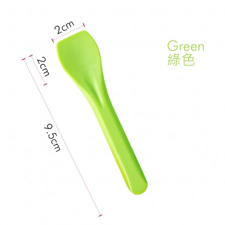 Cuchara verde