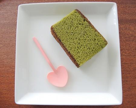9cm Heart Spoon For Sponge Cake
