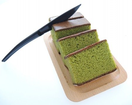 स्पंज केक के लिए केक चाकू