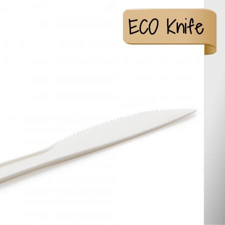 CPLA Knife - Biodegradable Knife