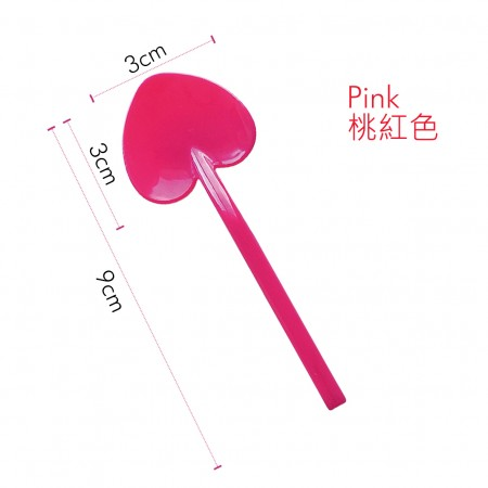 Pink Spoon