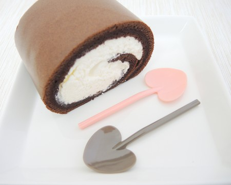 Cake Knife For Roll Cake