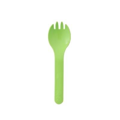 Heavy Duty Green PP Spork