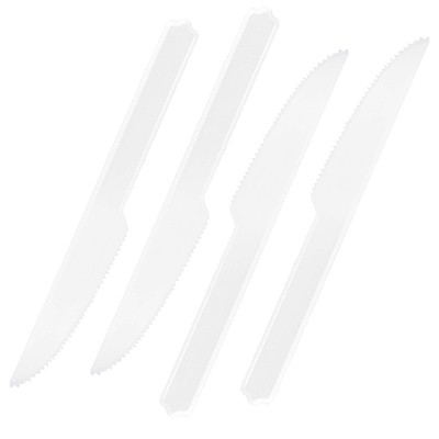 15cm Cake Knife - Plastic Disposable Knife