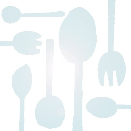 Transparent Plastic Cutlery