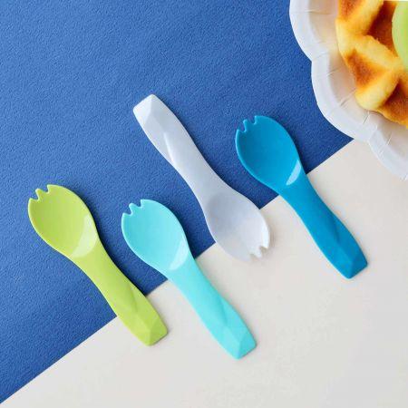 Plastic Spork - High Quality Plastic Spork