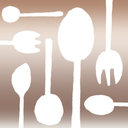 Metallic Color Cutlery - Tair Chu Metallic Color Cutlery