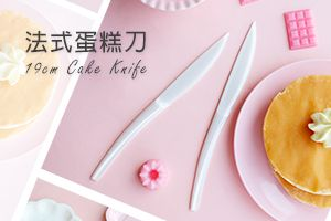 19cm High Quality Long Handle Cake Knife