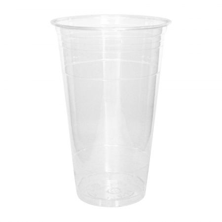 24oz (700ml) PLA Cup - 24oz PLA Cup can be customized logo embossing