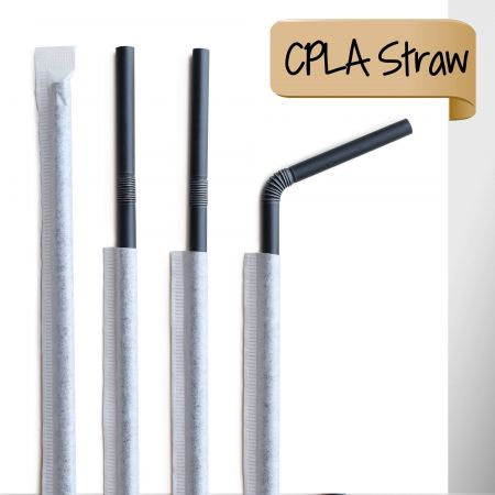 CPLA Straw - CPLA Biodegradable Straw