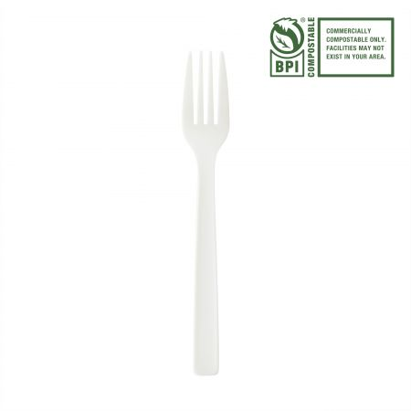 16.5cm CPLA Fork - The CPLA fork from Taiwan manufacturer