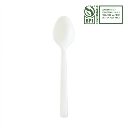 16.5cm CPLA Spoon - The CPLA spoon from Taiwan manufacturer