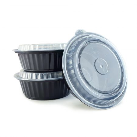 32oz Round Food Container(960ml) - 960ml Heat-resistant Round Food Container