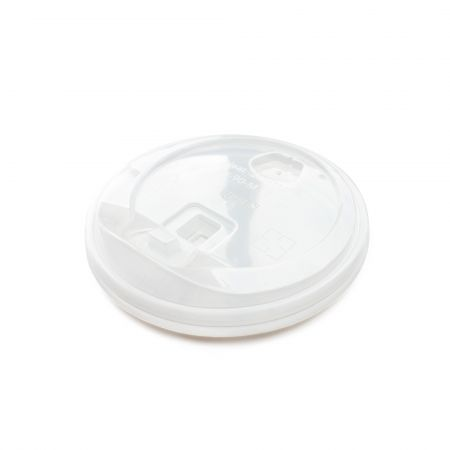 Disposable Coffee Cup Lid - Transparent coffee cup lid, calibre size is 90mm.