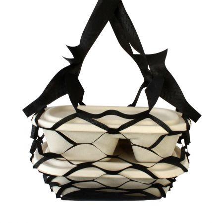 Food Box Net Bag - four cups