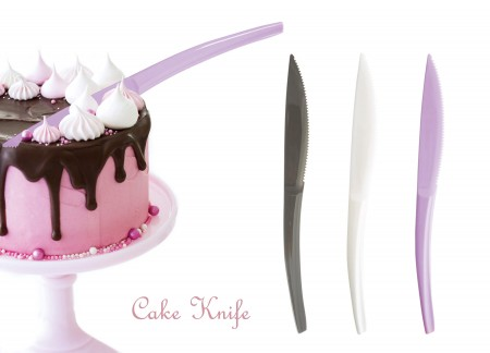French Cake Knife