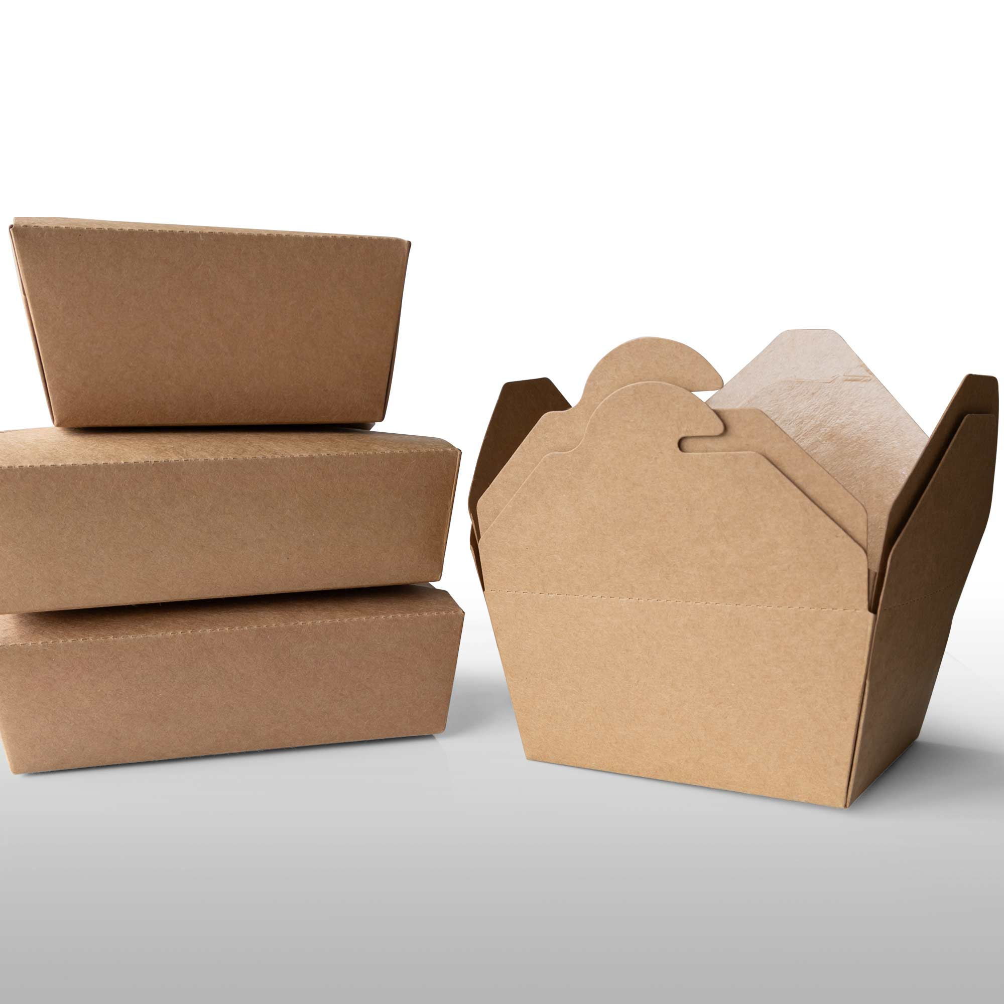 Paper Container - Paper Meal Box, Soup Container