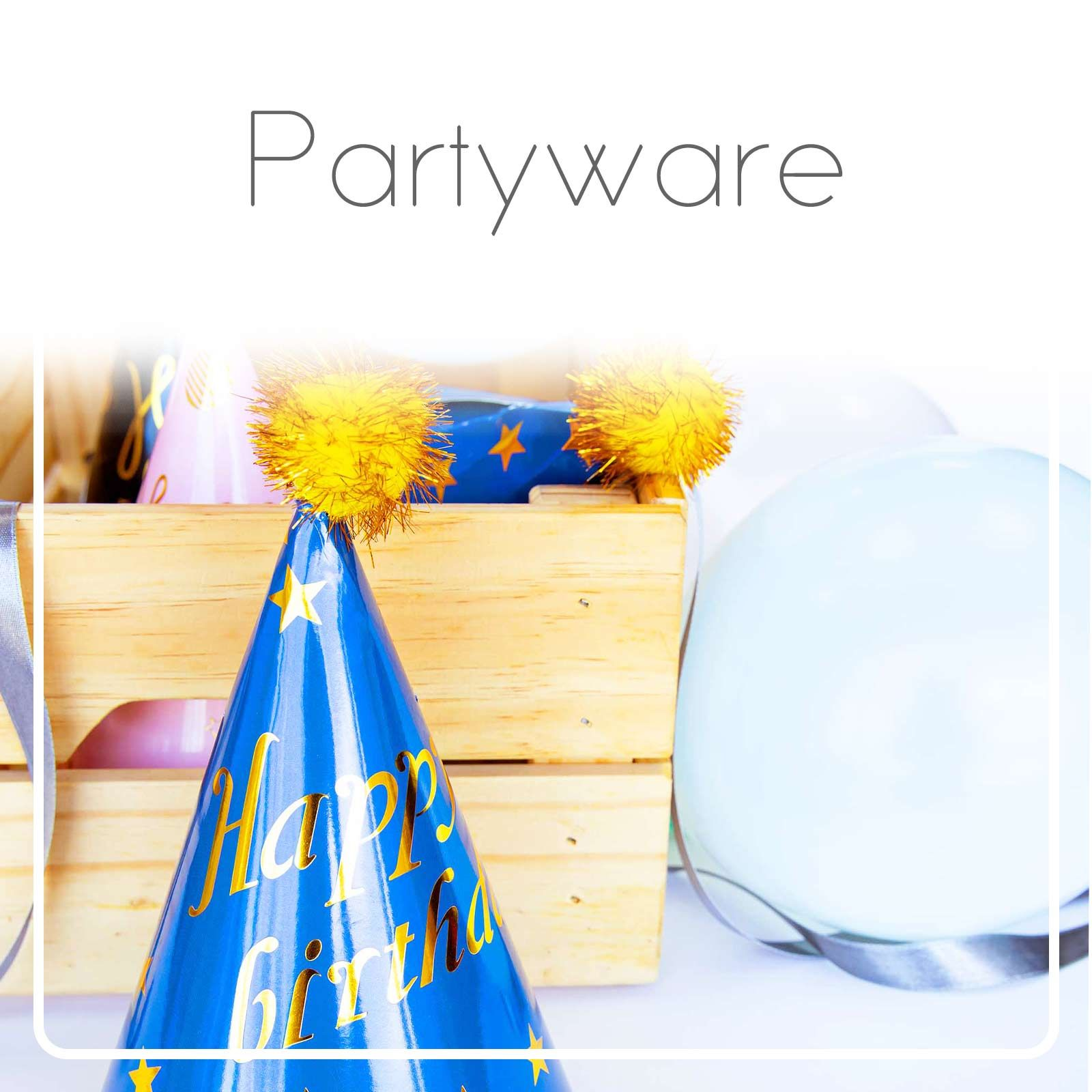 Partyware - The party supplies and party tableware.