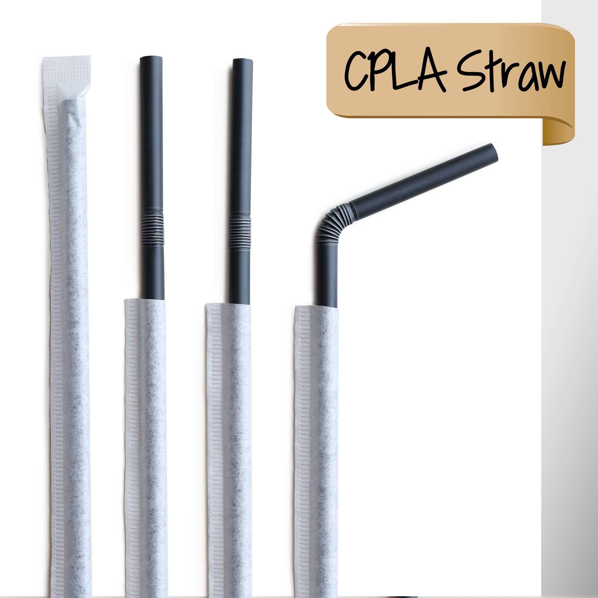 CPLA Straw - CPLA Biodegradable Straw