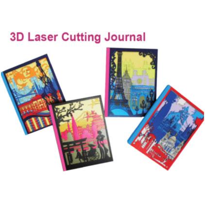 3D Laser Cutting Journal - 3D Laser Cutting Journal