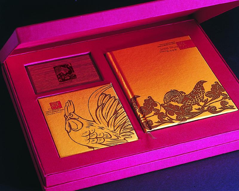 Chicken Theme Stationery Gift Set - Stationery Set