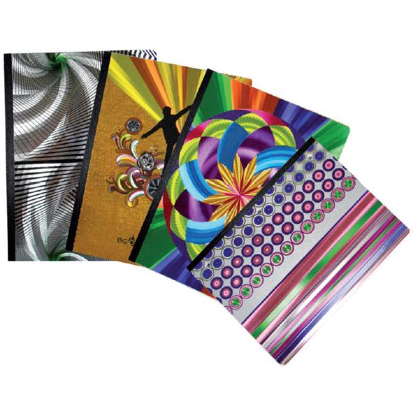 Foil Embossing Composition Notebook - Foil Embossing Composition Notebook