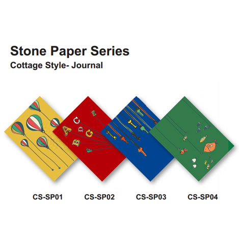 Tagebuch Notizbuch - Stone Paper Series - Tagebuch Notizbuch - Stone Paper Series