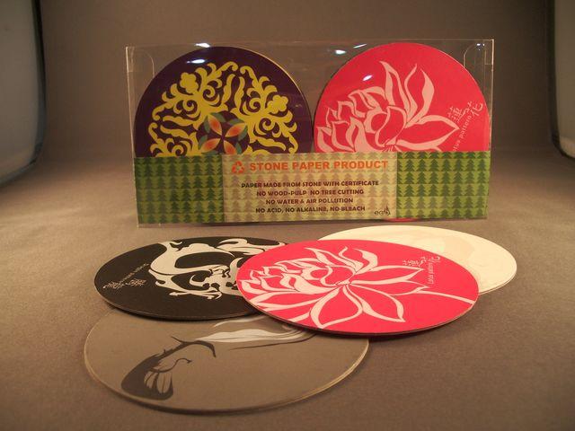 Stone Paper Coaster - Coaster