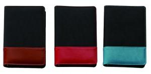 Щоденник термополіуретану з сітчастою тканиною - Щоденник Themo PU з сітчастою обкладинкою з тканини