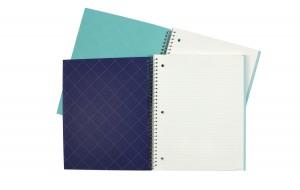 Cuaderno de 3 asignaturas
